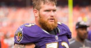 USATSI_9550567_168383805_lowres Ravens Place G Marshal Yanda & LB Bam Bradley On Injured Reserve