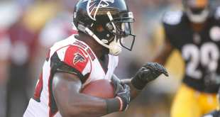 USATSI_10234960_168383805_lowres Bengals Sign RB Brian Hill Off Falcons' Practice Squad, Waive LB Hardy Nickerson