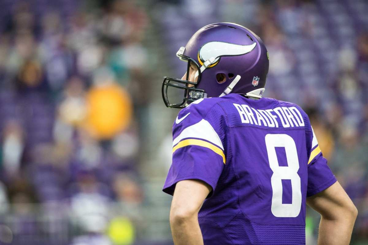 Free Agent Notes: Sam Bradford, Gary Barnidge, Nick Novak