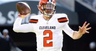 Johnny-Manziel-5 Hamilton Tiger-Cats Have Exclusive Rights To Negotiate With Johnny Manziel Until Jan. 31
