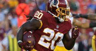 USATSI_10235441_168383805_lowres Redskins Place RB Rob Kelley & LB Will Compton On IR, Sign DT Caraun Reid