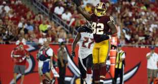 USATSI_10251004_168383805_lowres Redskins Promote TE Manasseh Garner To Active Roster