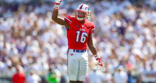 USATSI_10326305_168383805_lowres Broncos Sign Seven Draft Picks Including Second-Round WR Courtland Sutton