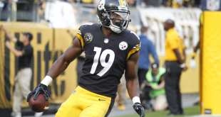 USATSI_10363477_168383805_lowres Steelers WR JuJu Smith-Schuster Officially Removed From Suspension