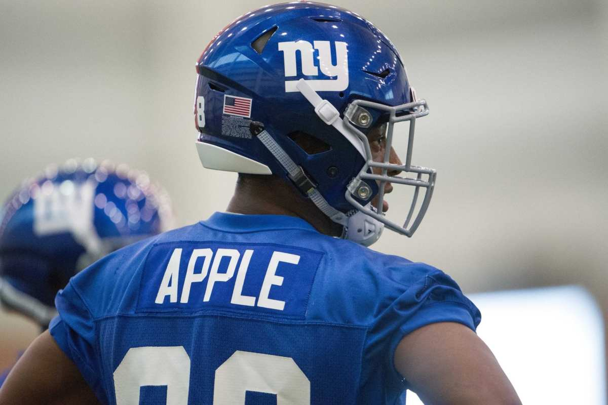 Giants Trading CB Eli Apple To Saints