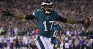 "USATSI_10575042_168383805_lowres Eagles WR Alshon Jeffery Out ""At Least 6 Months"", Should Still Be Ready For Week 1"