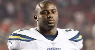 USATSI_10262179_168383805_lowres Chargers DL Corey Liuget Suspended 4 Games For PED Violation