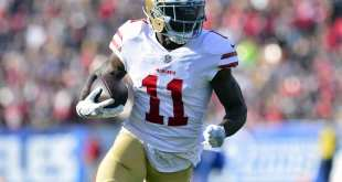 USATSI_10509231_168383805_lowres 49ers Signing WR Marquise Goodwin To Three-Year, $20.3M Extension