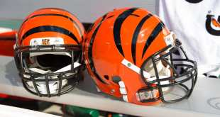Bengals-Helmet-6 Bengals Sign Three Tryout Players, Cut Three