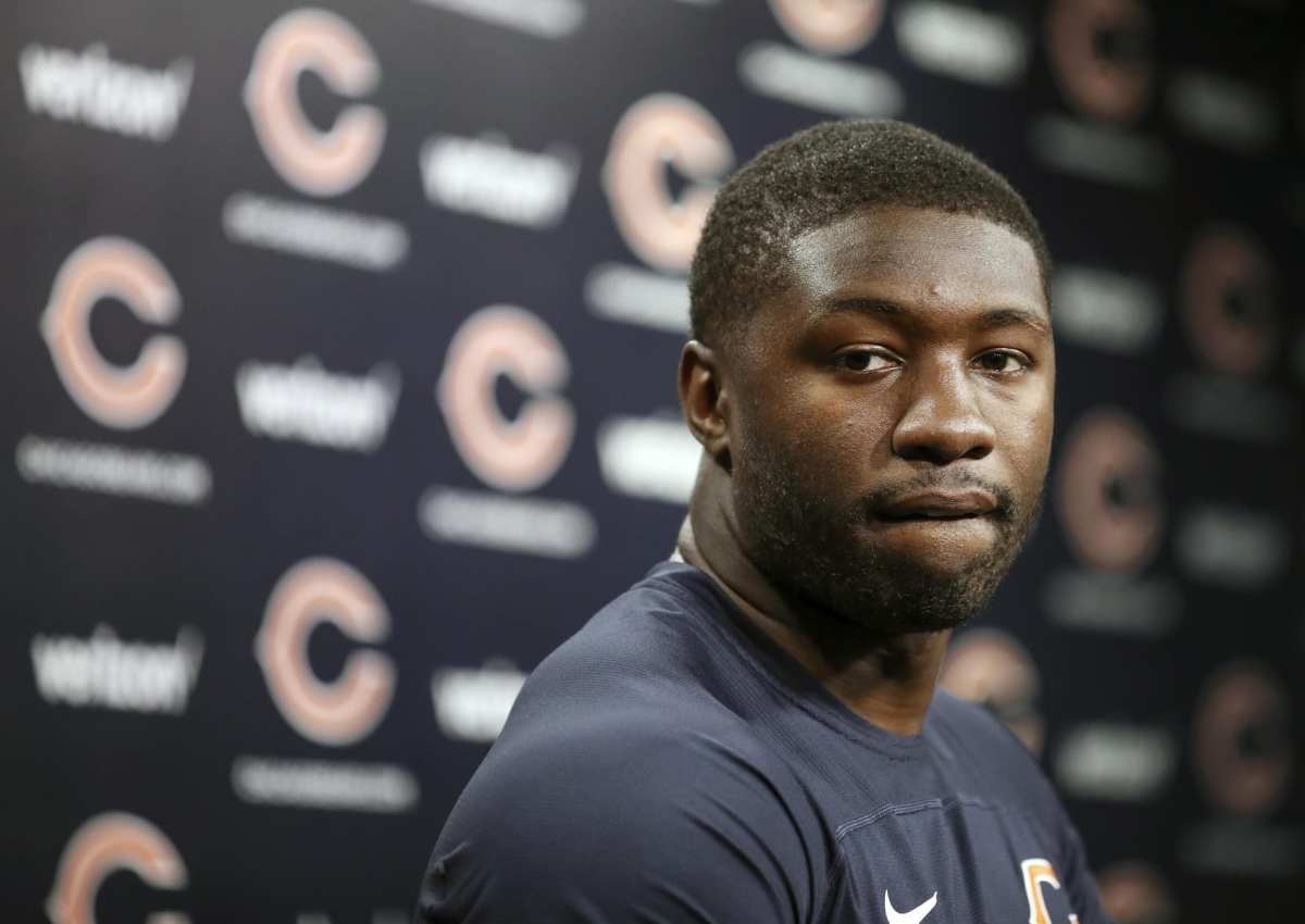 Bears First-Round LB Roquan Smith Not Reporting For Start Of Training Camp