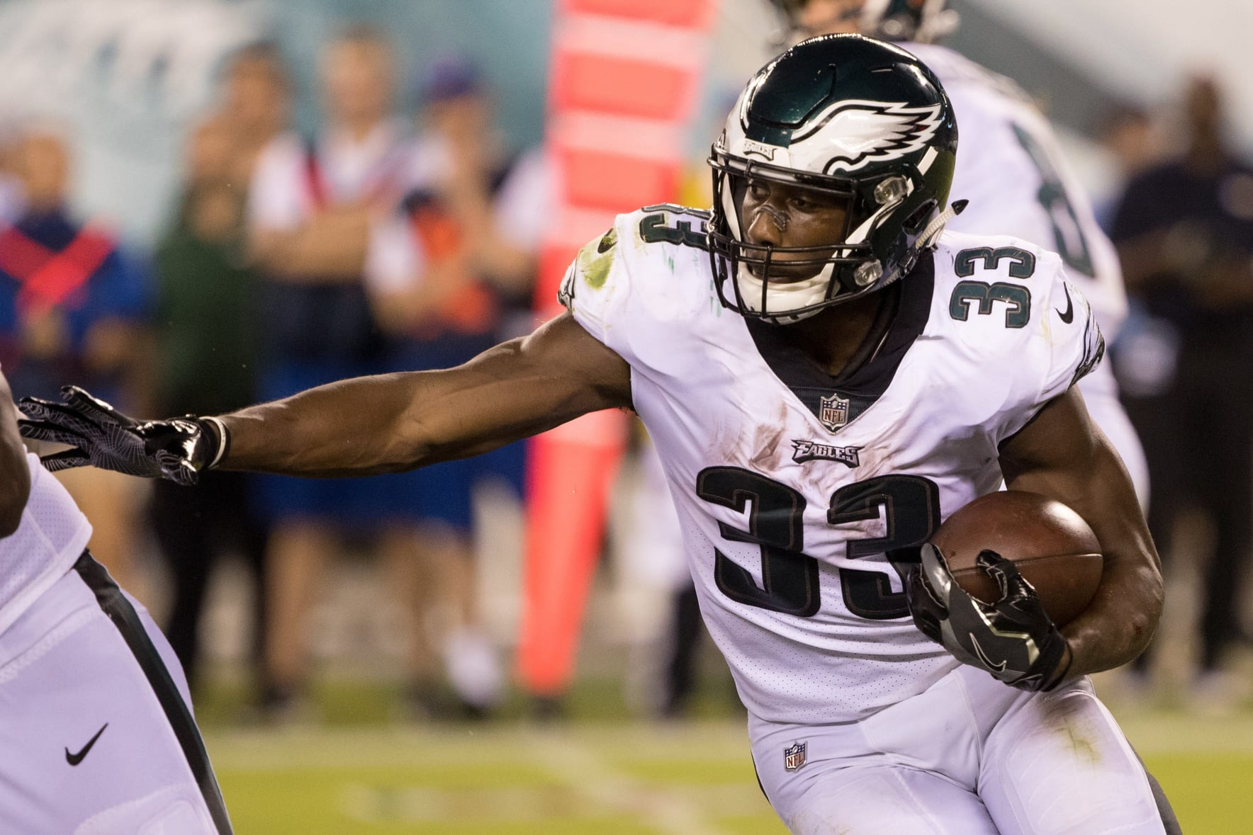 80a498f9e2e Eagles Promote RB Josh Adams To Active Roster, Waive WR DeAndre Carter