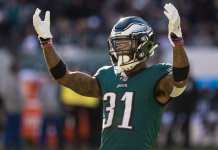 eab0eb002fc Eagles CB Jalen Mills Arrested For Fight With NBA Player