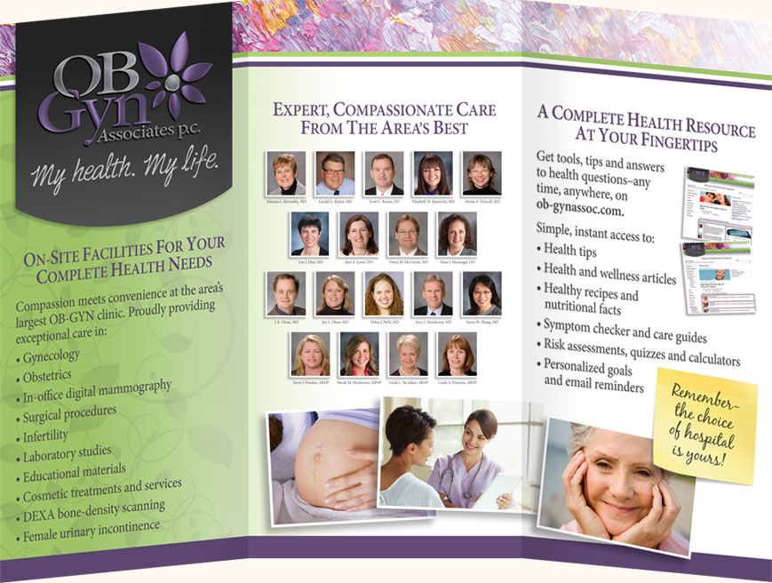 OB GYN Associates North Forty A Creative Agency