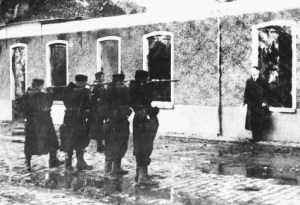 execution by firing squad