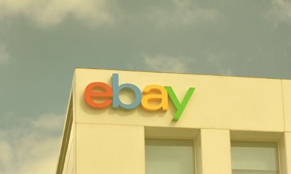eBay Now Allows the Sale of NFTs on its Platform