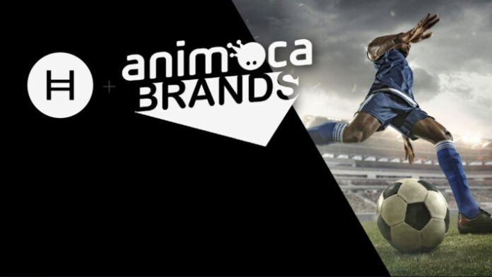 Animoca is bringing gaming – including a soccer NFT title – to Hedera Hashgraph