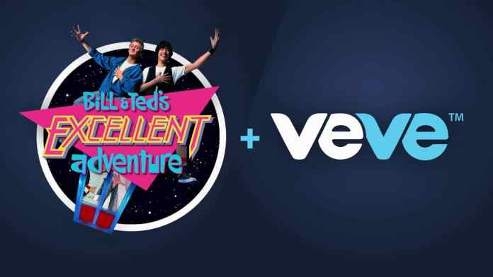 VeVe Welcomes Bill and Ted