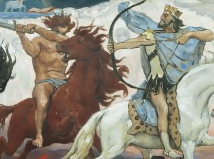 2 horsemen