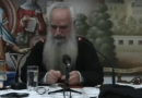 Fr Theodore Zisis on Breaking Communion with Heresiarchs