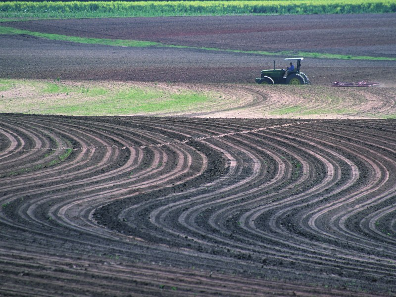 What Can Farmers Do About Climate Change? Contour Farming