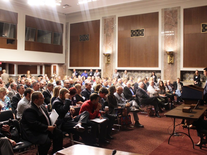 More Than 300 Farmers Union Members 'Fly-In' to Washington to Lobby Congress, the Administration