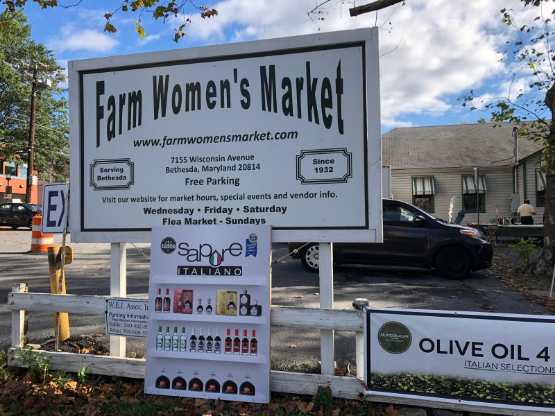 Markets and Infrastructure: The Montgomery Farm Women's Cooperative Market