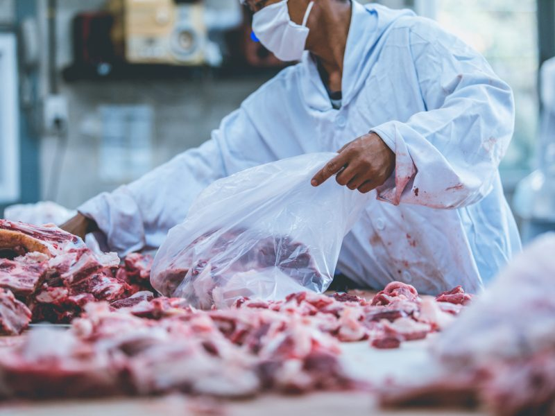 NFU calls on USDA to support competition in meat and poultry processing
