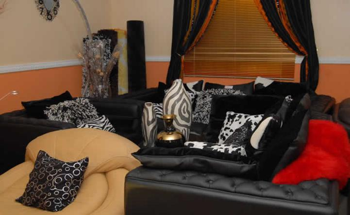 living room decoration in nigeria brown furniture decorating ideas design services order ikoyi