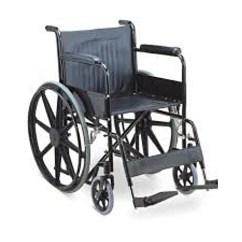 Wheelchair Jumia Aqua Adirondack Chairs Silver General Purpose Steel Manual Com Ng