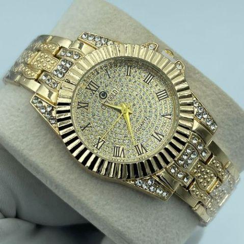 Women's Bracelet Watch - Rose Gold
