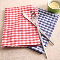 Kitchen Napkins Flooring For Generic High Absorbent Cotton Table Cloth Towels Linen Dinner 15 By