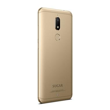 SUGAR C11 4GBRAM+64GBROM 3000mAh OTG 5.7 Inch Qualcomm Snapdragon 8-core Gold