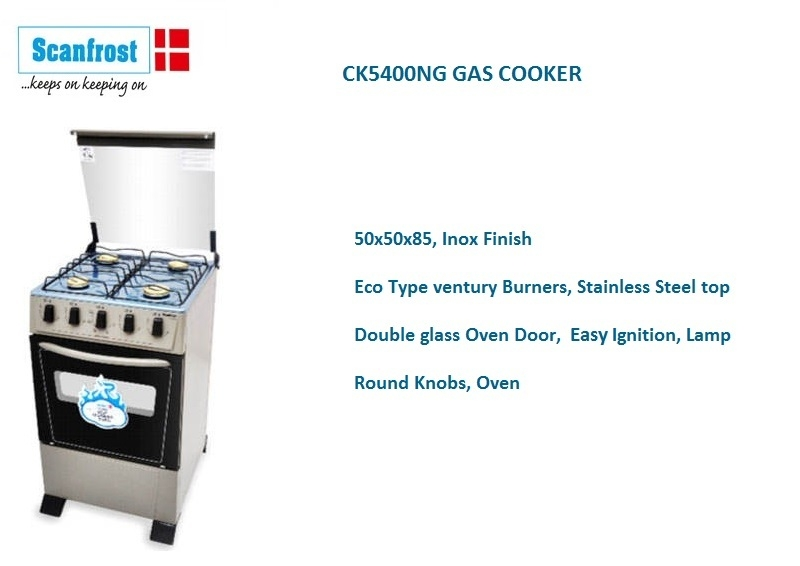 best 4 burner gas cooker in nigeria