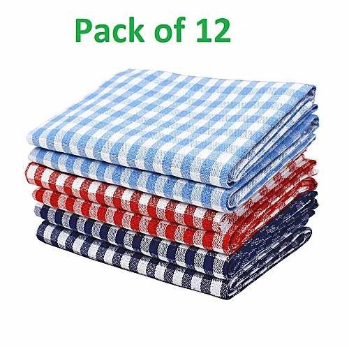 kitchen napkins outdoor canada generic high absorbent cotton table cloth towels linen dinner 15 by 25 inches set of 12