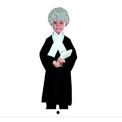 children lawyer costume set