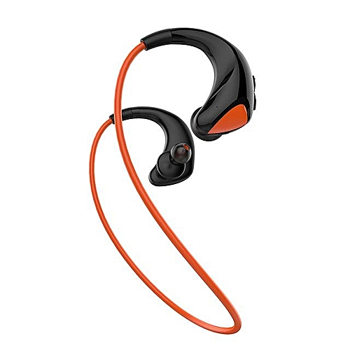 Generic Wireless Headset Sport Waterproof With Mic For Mobile Phone