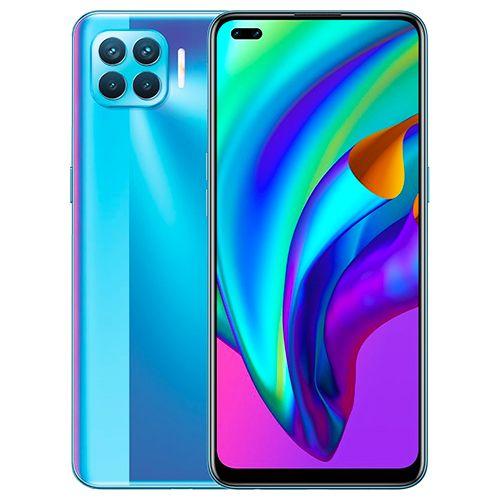 A93(6.43'', Andriod 10, 8GB/128GB, Quad Main Camera:48MP+8MP+2MP+2MP, Dual Selfie 16MP+2MP,4000mAh,4G, Magic Blue