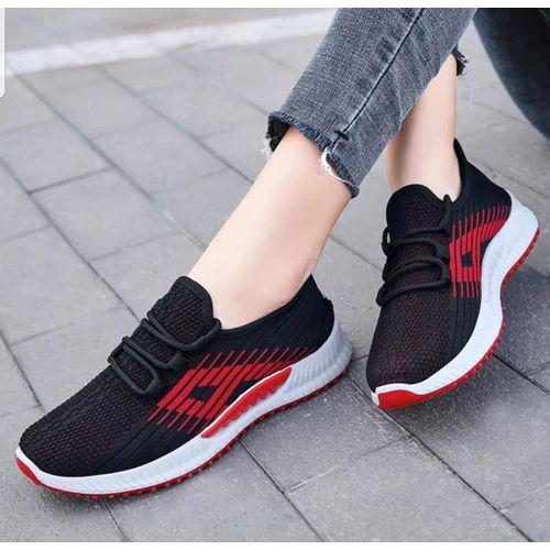 Junesh Guys Sneakers- Black