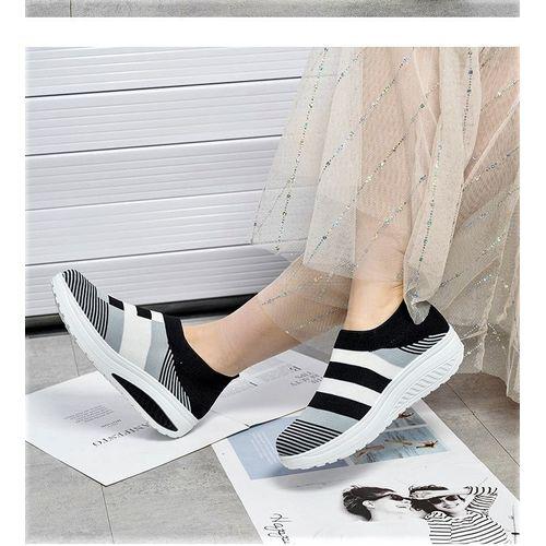 Trendy Women Fashion Sneakers. Multi