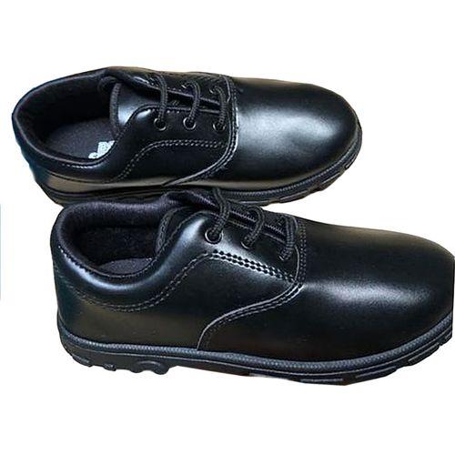 Back To School Boys School Shoes - Black