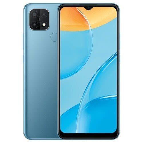 "A54 - 6.51"" (4GB RAM, 128GB ROM) Android 10 (13/2/2)MP + 16MP Selfie, DUAL SIM - 4G LTE - 5000mAh - Starry Blue"
