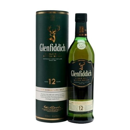 product_image_name-Glenfiddich-12 Years Old Scotch Whisky - 75cl-1