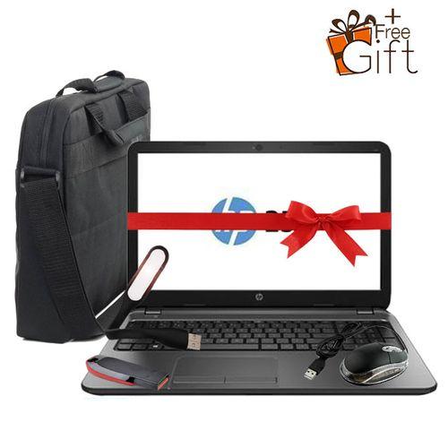 250 G7 Intel Core I3 4GB,500GB HDD) Windows 10 Laptop + Bag + Mouse + USB Light + 32GB USB Flash