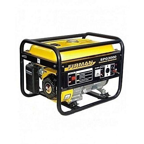 2.8KA Firman Petrol Generator SPG 3000 Manual Starter