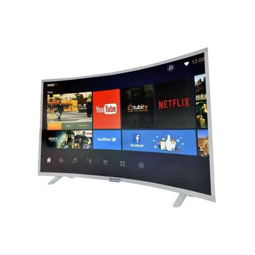 43 INCH SMART CURVED LED