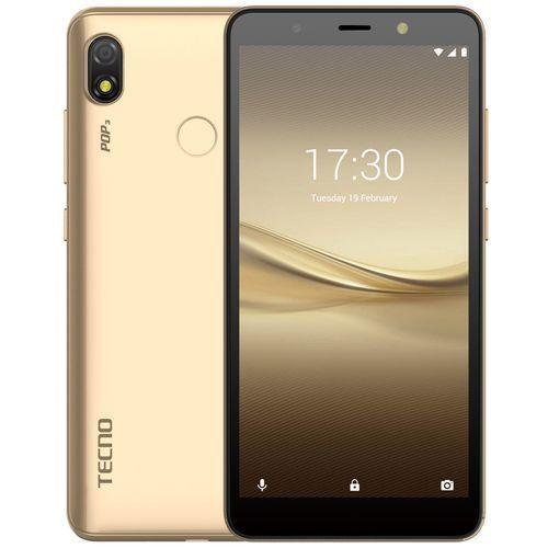 "POP3 (BB2) 5.7"" Screen, 16GB ROM + 1GB RAM, Android 8.1 Oreo, 8MP + 5MP Camera, 3500mAh, Fingerprint , Champagne Gold"