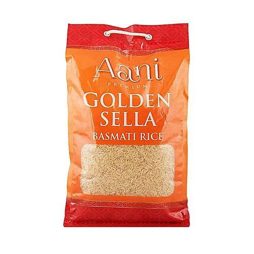 Golden Sella Basmati Rice ( 5kg X 4 Units )