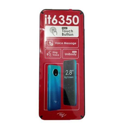 "It6350 2.8"" (2MP Rear Camera), Video Maker, King Voice, Smart Touch Button, Facebook - Gradation Blue"