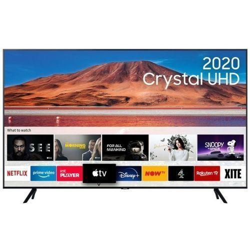 65 Inch TU8000 2020 Crystal UHD 4K Smart Certified LED TV