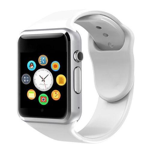 Smart Wrist Watch Bluetooth GSM Phone (white)